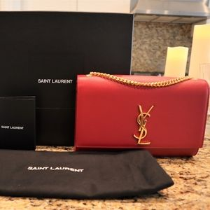 Yves Saint Laurent (YSL) Kate Medium Shoulder Bag